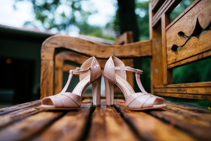 Sapato Luiza Barcelos. Foto: Kyono André Fotografia