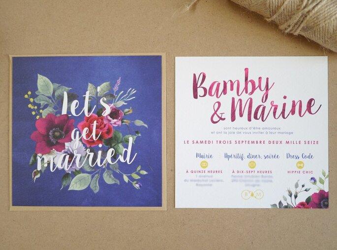 Pepper & Joy Wedding Invitations