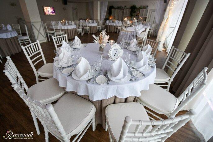 Свадебный лофт-ресторан Весенний