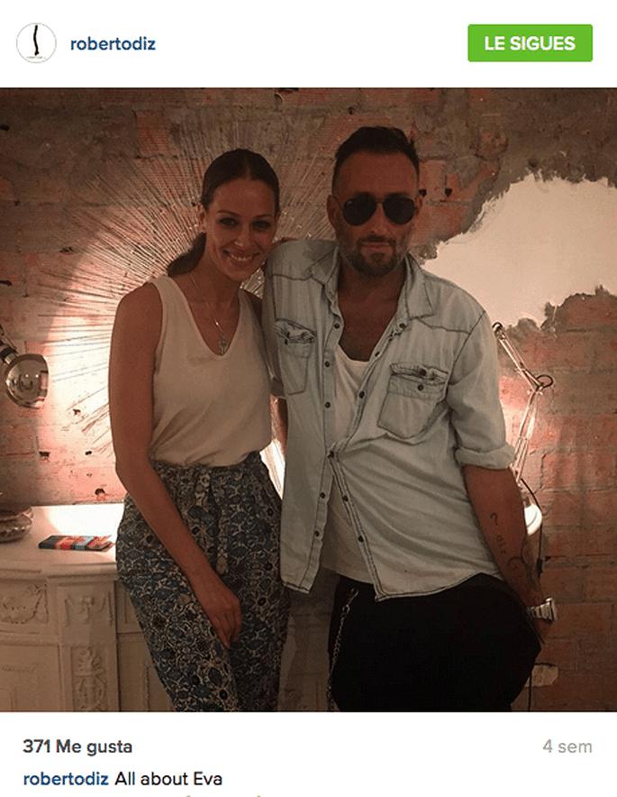 ¿Roberto Diz o Antonio García para el vestido de novia de Eva González?