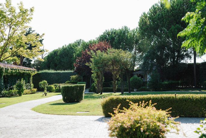 La Villa de Mónico finca bodas Toledo