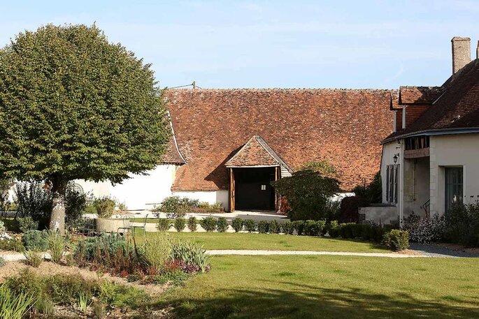 La Grange des Barres - Lieu de Réception - Indre-et-Loire (37)
