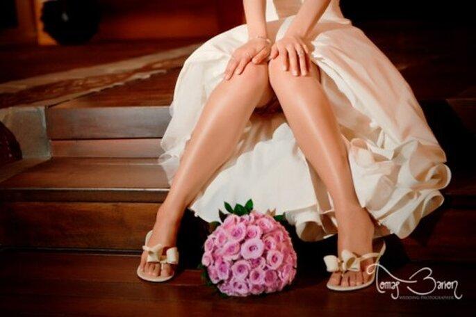 Luce perfecta el día de tu boda con estos tips de belleza - Foto Tomás Barrón