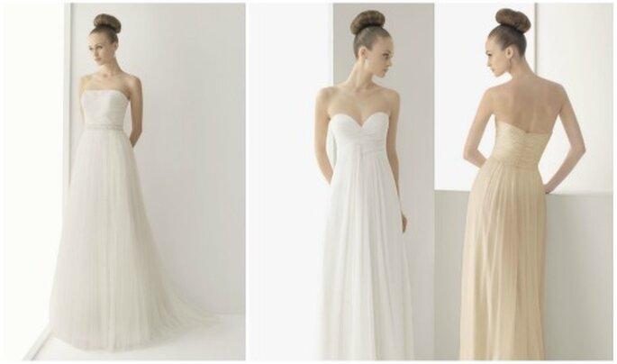 Top des robes de mariée simples 2012
