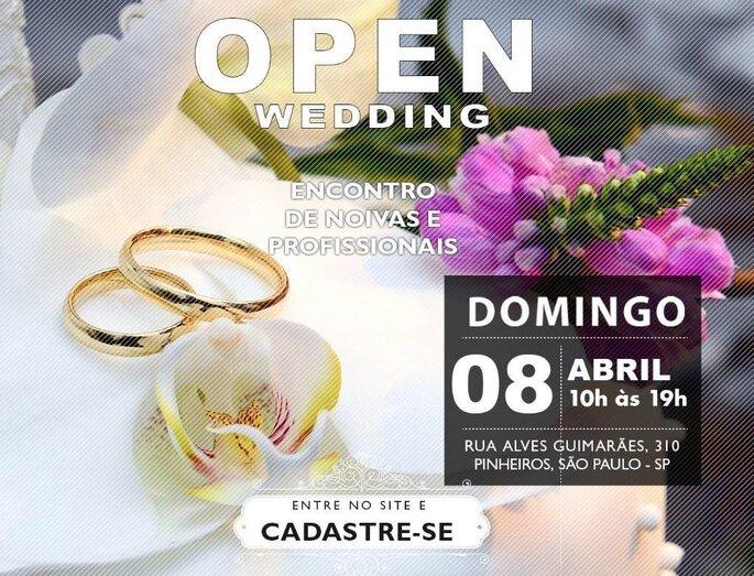 Open Wedding Divulgação