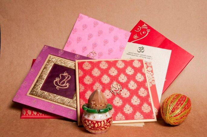 Photo: Shubhankar Wedding Invitations.