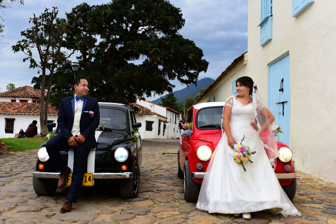 Aglaya Bodas en Villa de Leyva wedding planner