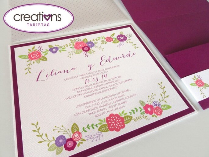 creations TARJETAS