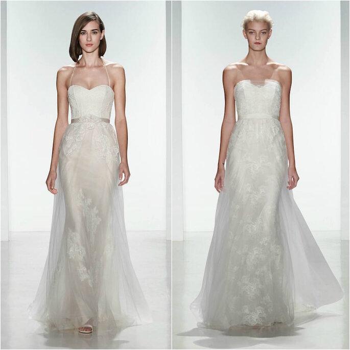 El vestido de novia perfecto para las más chaparritas - Christos