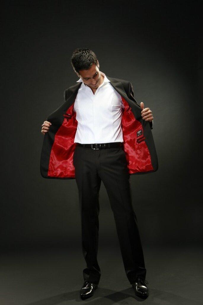 Vêtements sur mesure PERNAC Paris : l'élégance dans les moindres détails - Photo : PERNAC Paris