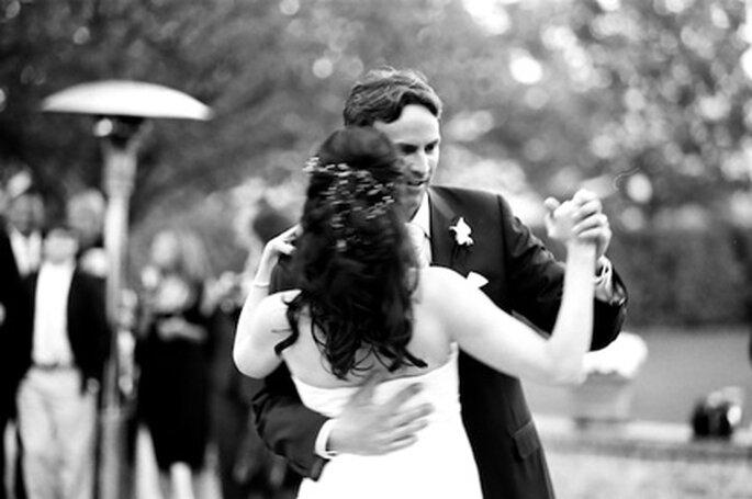 Baile de boda  Fotografía www.katewebber.com
