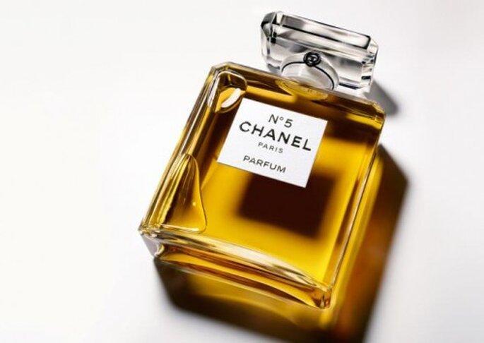 Perfume Chanel No. 5, el regalo ideal para una mamá - Foto Chanel Facebook