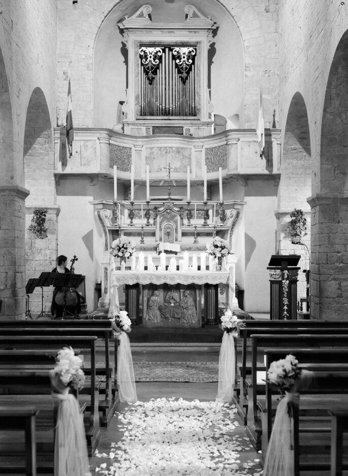 decoración de la iglesia - Marisa Holmes