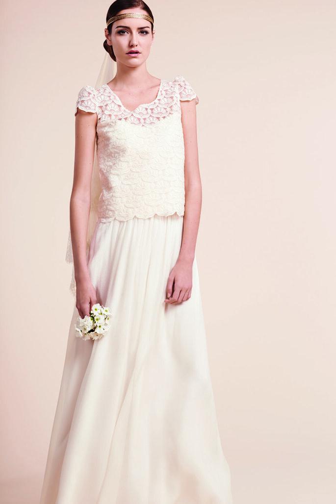 Maria luisa mariage les robes de mari e 2015 sont au for Robes pour le mariage de printemps