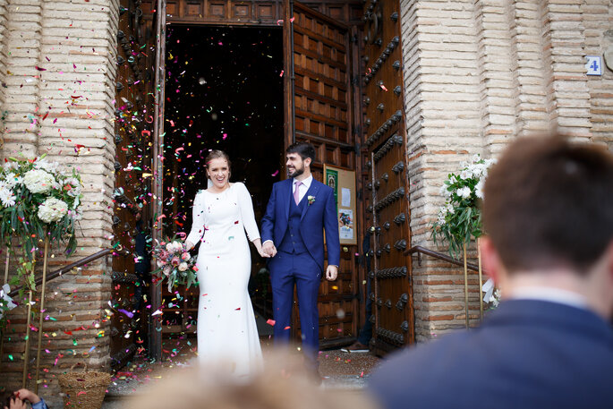 David Morales fotógrafo de bodas Madrid