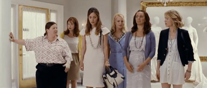 Damas en guerra pelicula de boda para disfrutar en familia. Fotografía Youtube