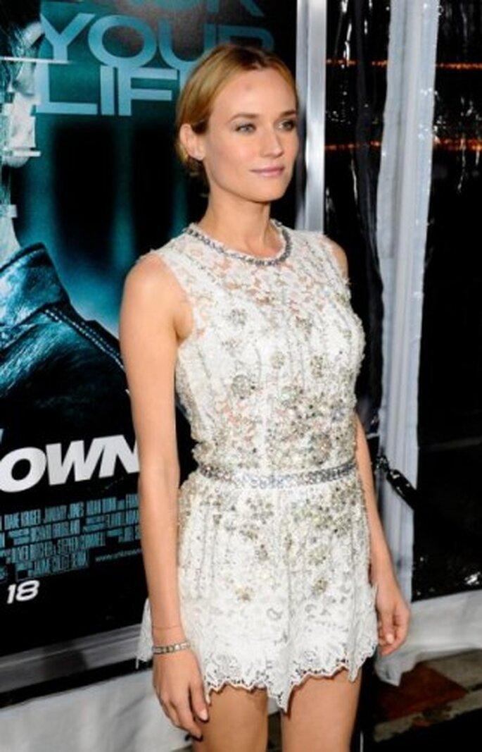 Diane Kruger, Premiere of Unknown. Foto de Michael Caulfield, Image.net