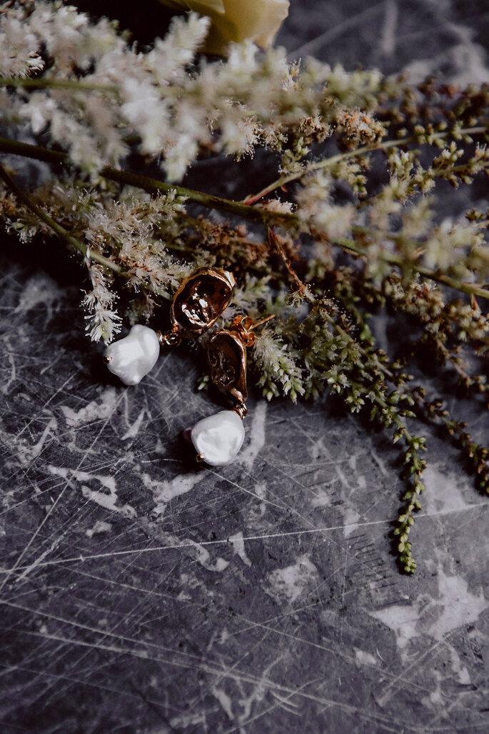 Minimony Hochzeit Schmuck Detailfotos