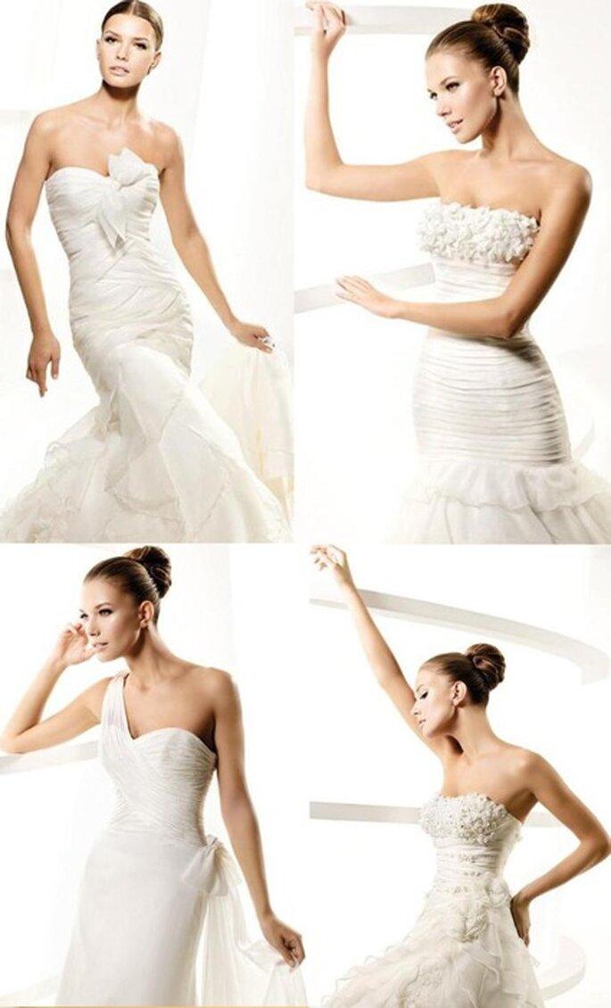 Colecção Vestidos de Noiva La Sposa 2010