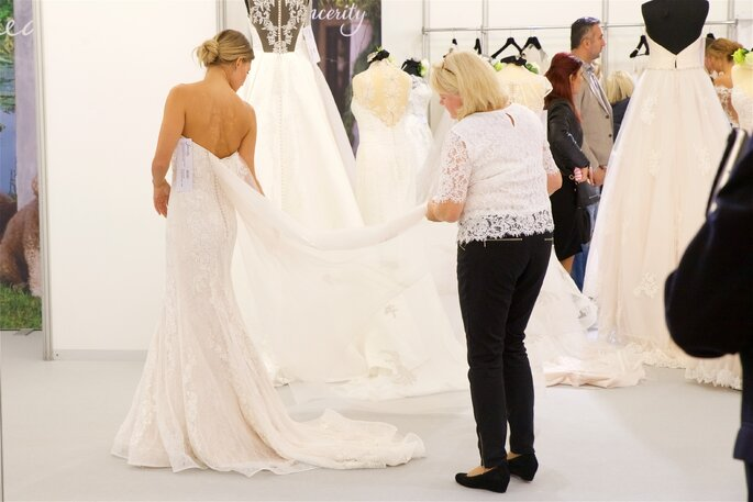 The Harrogate Bridal Show.