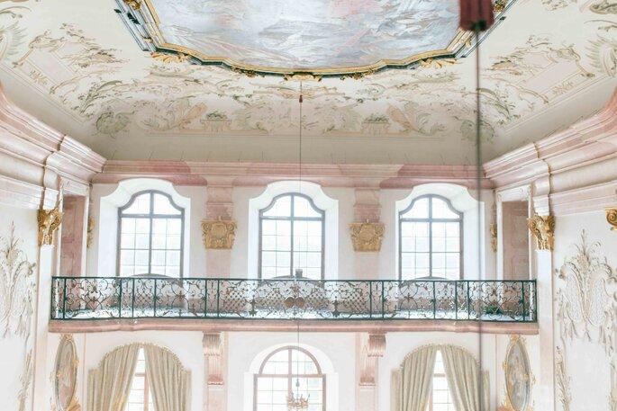 Schloss Inneneinrichtung