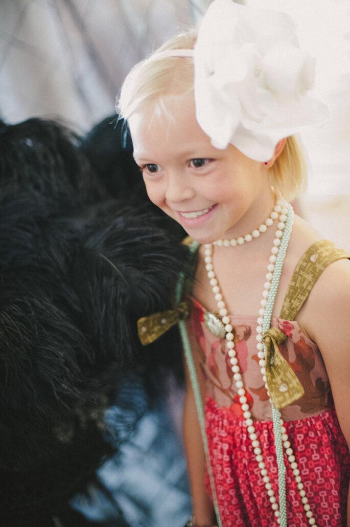 Razones por las que sí deberías invitar niños a tu boda - Dixie Pixel