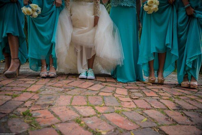 Noa Reportería de bodas by Julian Jutinico
