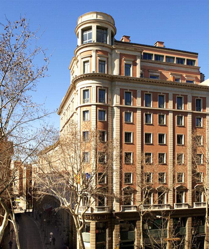 Hotel Le Meridien Barcelone