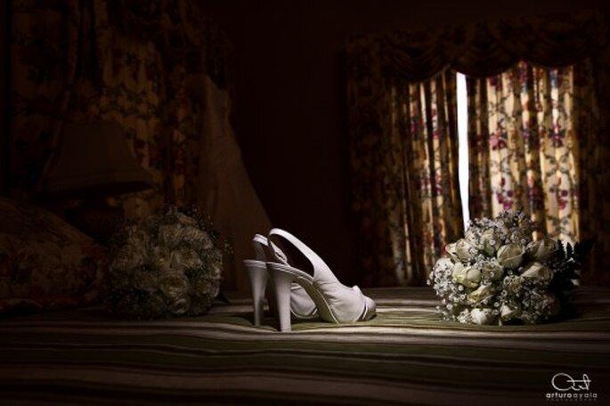 Dale un toque artístico a la fotografía de tus zapatos - Foto Arturo Ayala