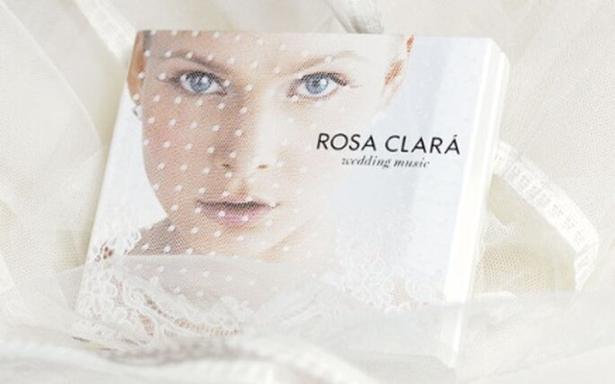 Cds de música nupcial Rosa Clará