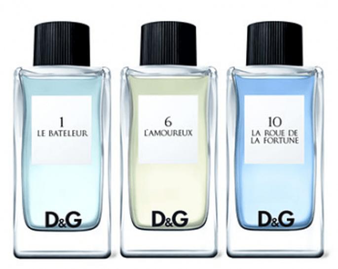 Tres de los perfumes de la nueva coleccion de Givenchy