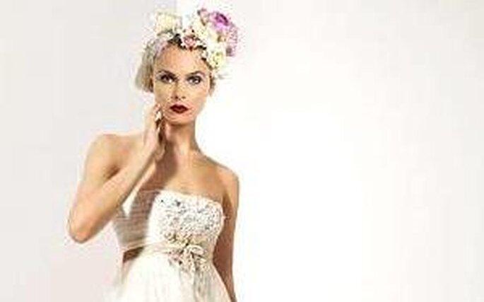 Colección de vestidos de novia Christian Lacroix 2009