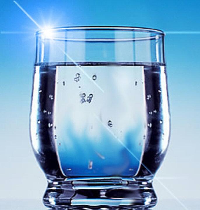 El agua es fuente de vida y salud