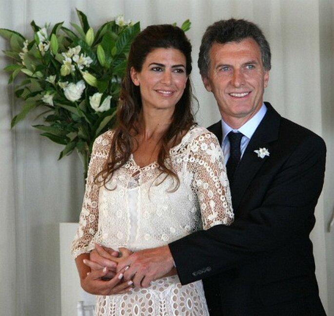 ¿Harias sacrificios por tu pareja? Foto: Mauricio Macri