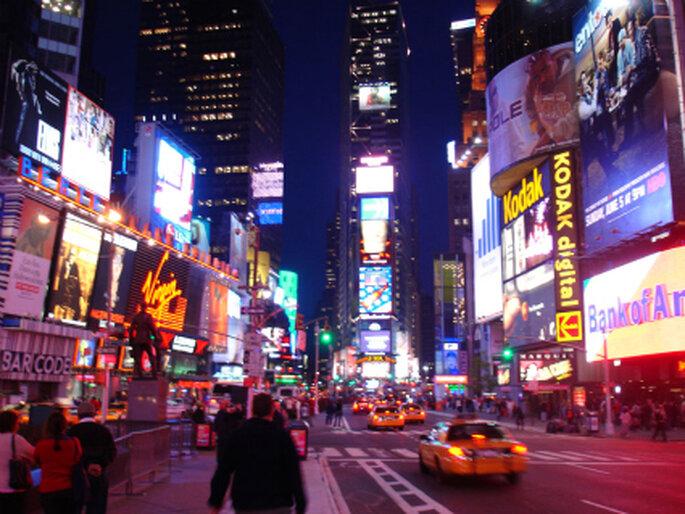 Os encantos de Nova York