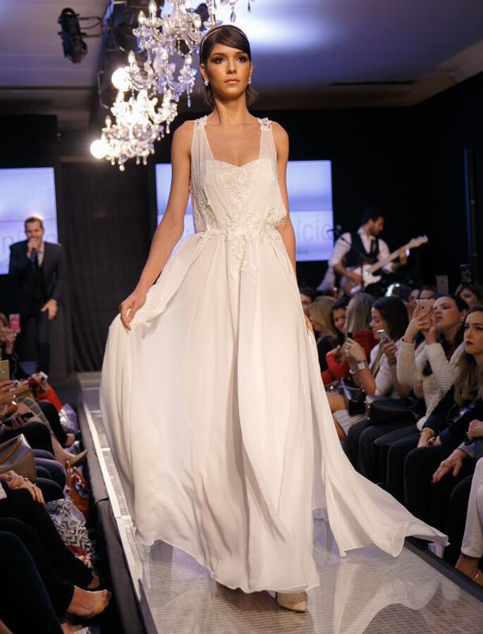 Vestido de noiva Danielle Benício Alta Costura