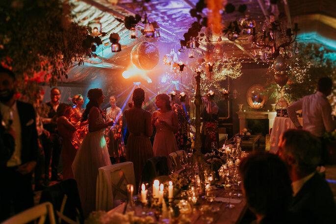 Tiny Wedding im Boho Stil Alte Gärtnerei München Hochzeitsgesellschaft Feier