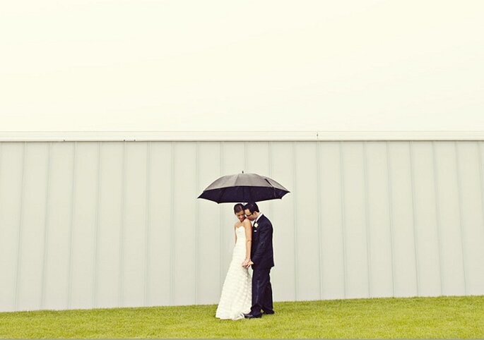Jessica & Tad crearon un vídeo en 'time-lapse' de su boda. Foto: Lemon Lime Photo.