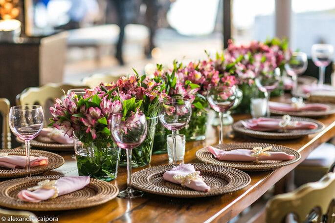 Como fazer o seating plan do seu casamento