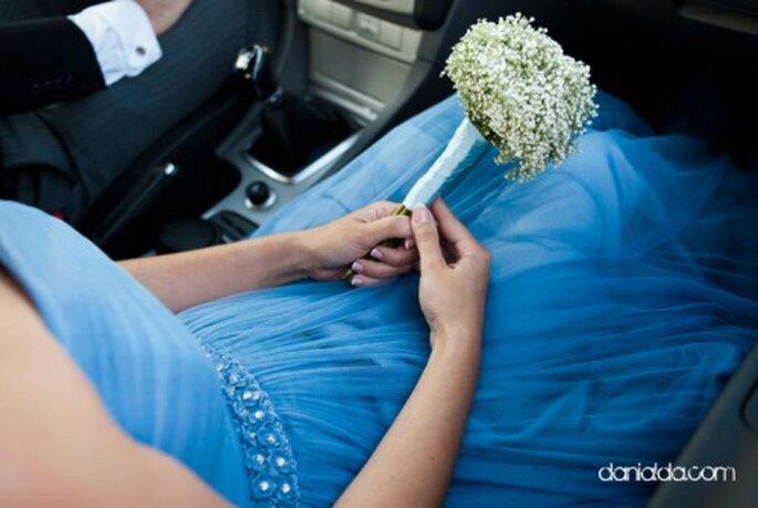 Ramos de novia sencillos y económicos - Foto Dani Alda