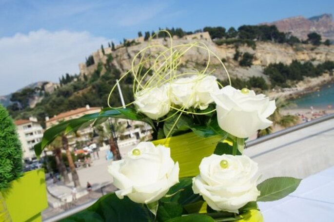 Magie et féerie du mariage en bord de mer - Photo : One Day Event