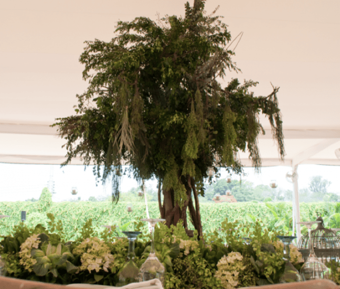 Lo mejor de la ambientación para tu boda 2014 - Foto Taller de Tallos