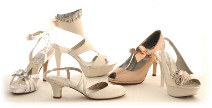 zapatos de novia enepe 2011