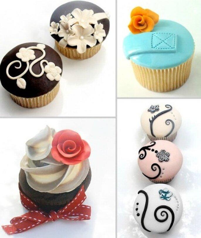 Ideas novedosas para cambiar la torta tradicional por tortas individuales