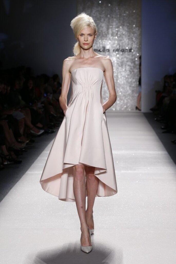 Vestido de novia 2014 de Pamella Roland