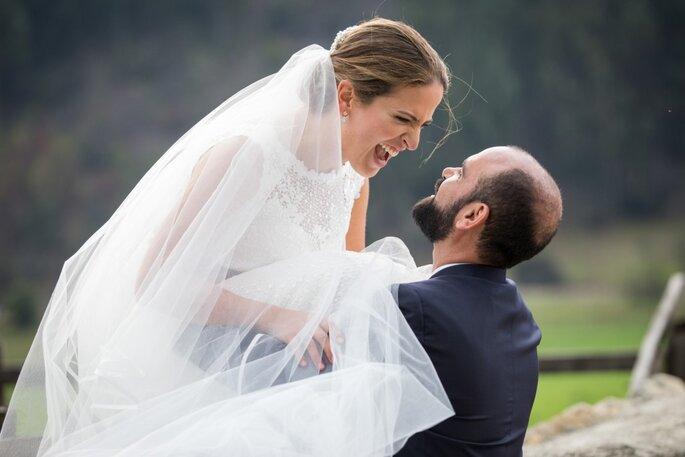 ¡Confía a Lagus Media las fotografías de tu boda!