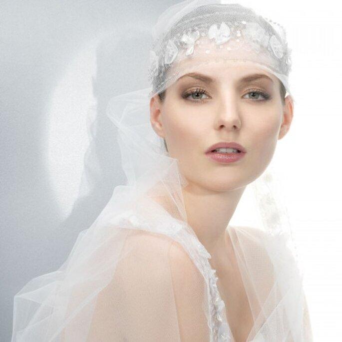 Dramatische Brautschleier für den Herbst – Foto: Jesus Peiró