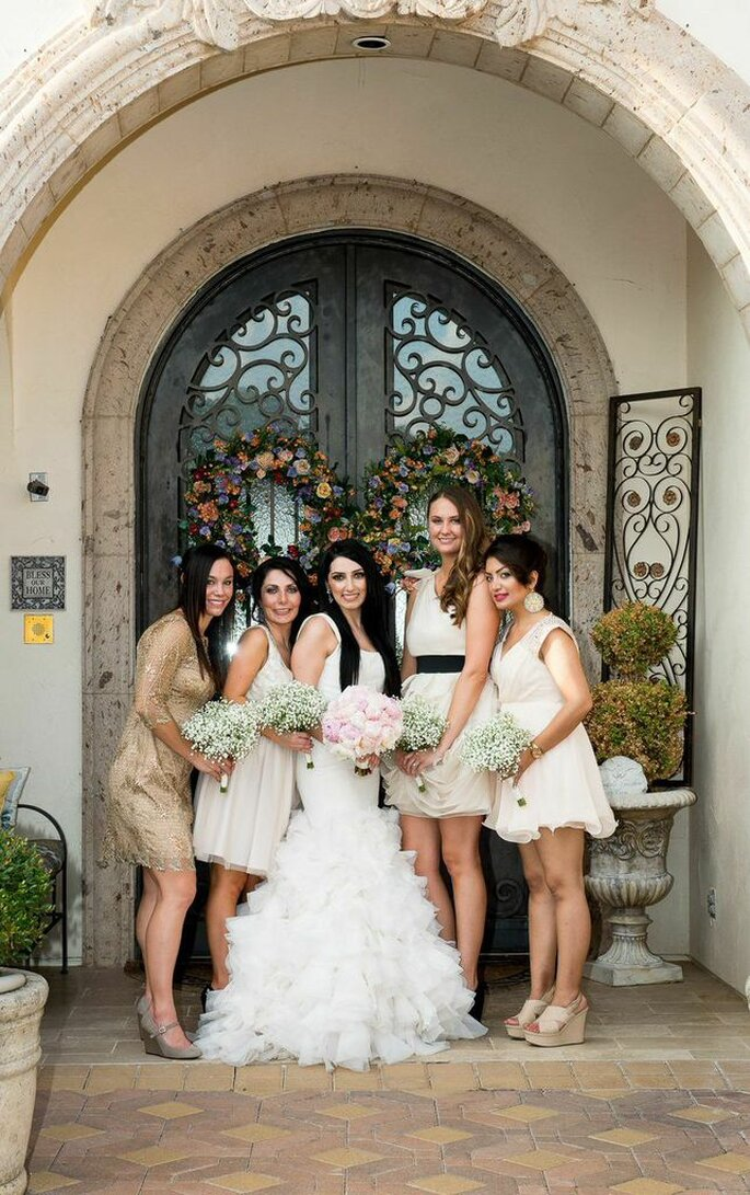 Wedding of Azadeh + Brian, Image: Svetlana Photography