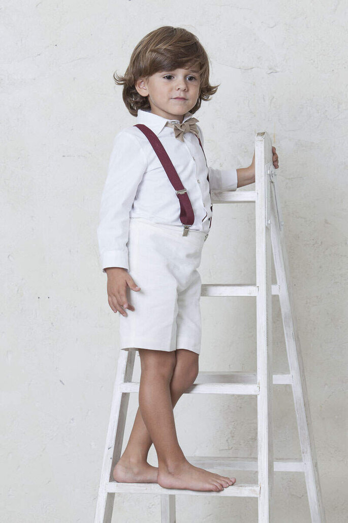 Quémono ropa niños Madrid
