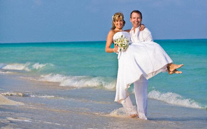 Si tienes boda en la playa anímate a lucir joyas en los pies